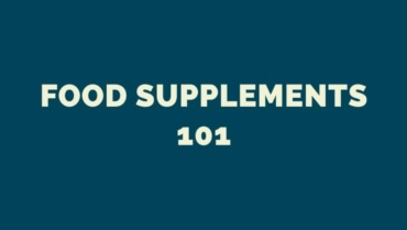 Food Supplements 101