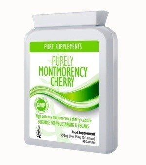 montmorency cherry supplement capsules