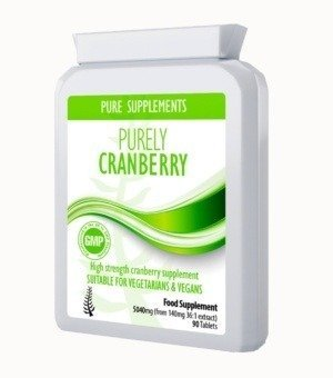 cranberry supplements