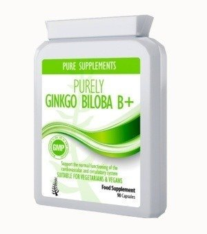 gingko biloba capsules tablets uk