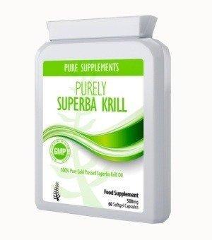 superba krill oil capsules