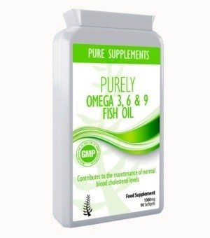 essential fatty acids supplement