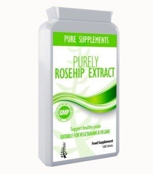 benefits of taking rosehip supplements