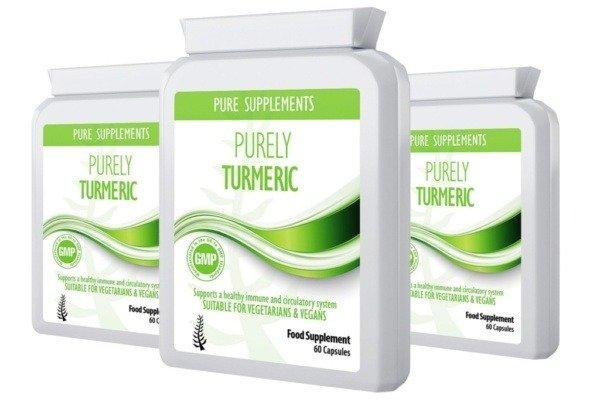 turmeric powder capsules