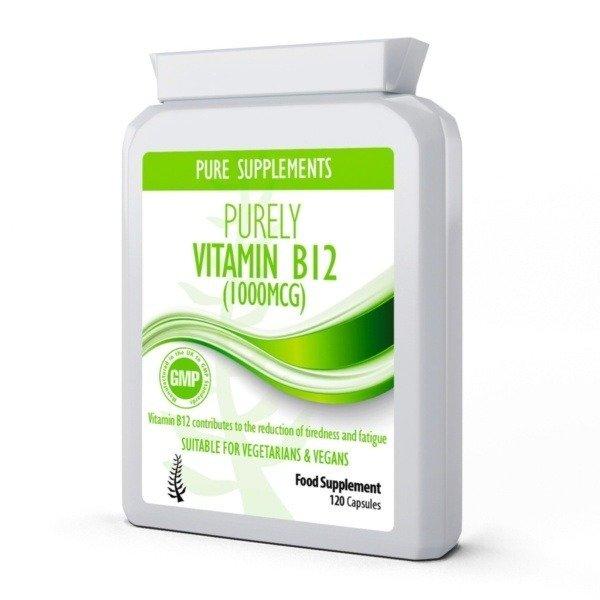 low vitamin b12