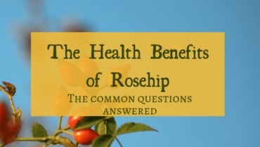 The Health Benefits of Rosehip