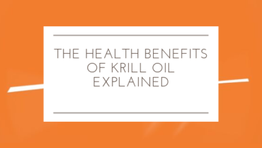 The health benefits of krill oil explained