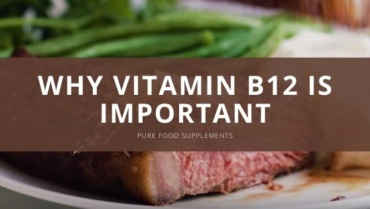 The benefits of vitamin b12. Why vitamin b12 is important