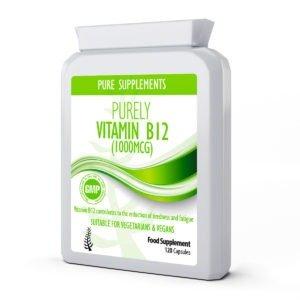 good b12 vitamin foods