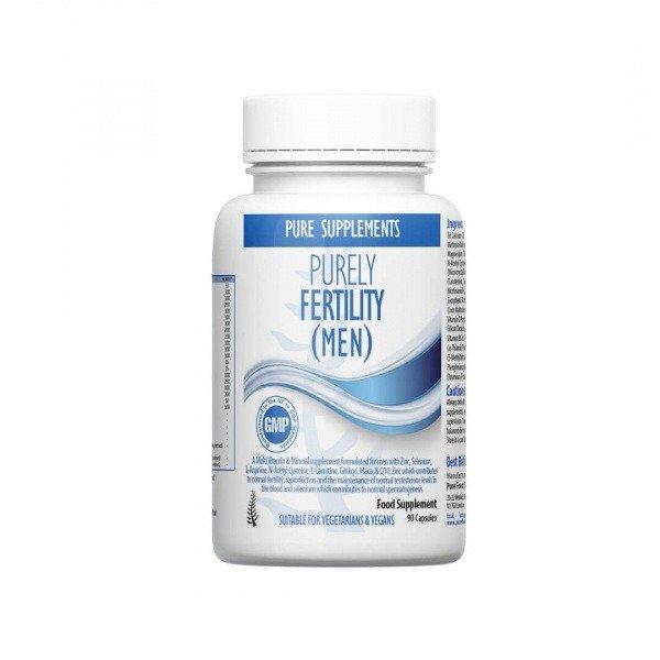 Mens fertility vitamins